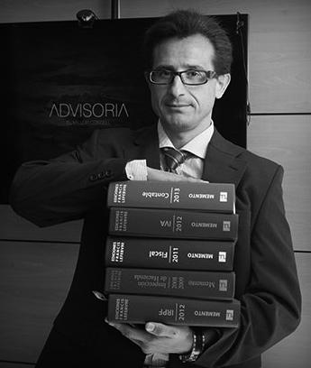 Advisoria – Advocats i economistes  Xavier Sanchez Choreographer