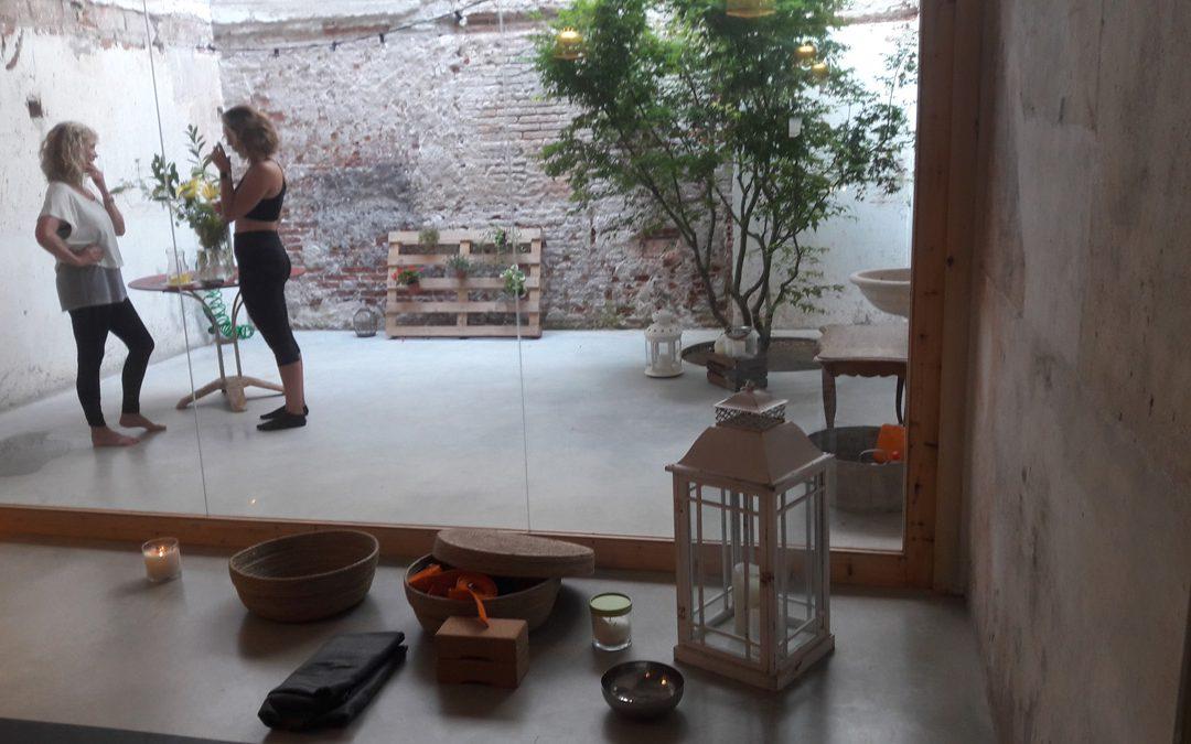 Espai del client: OMMBÛ, ioga i molt més