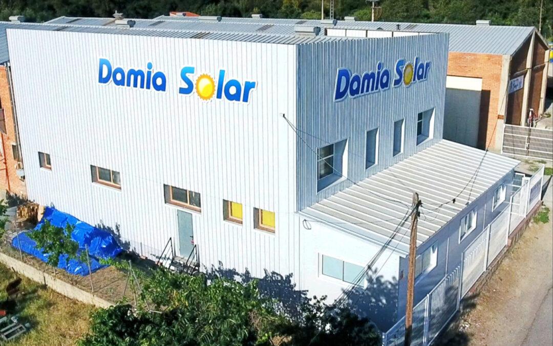 """Damià Ros: """"L'ús d'energia solar és fonamental per ser més sostenibles i competitius"""""""