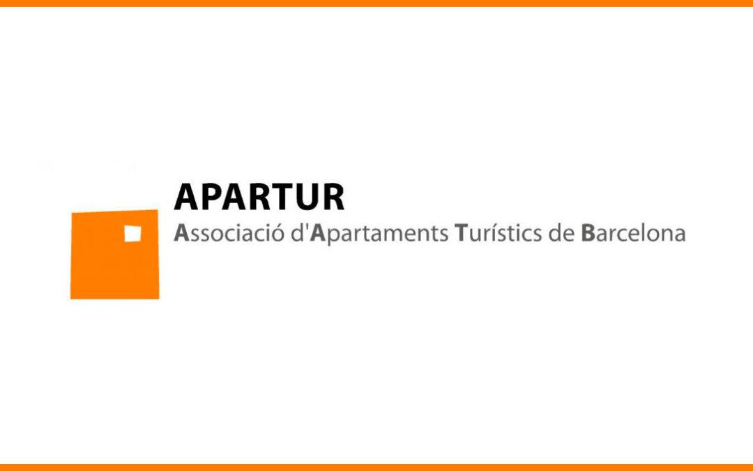 ADVISORIA renova el seu conveni amb l'Associació d'Apartaments Turístics de Barcelona (APARTUR)